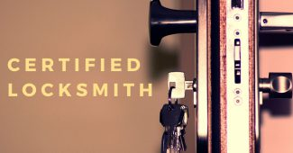 Certified Locksmith